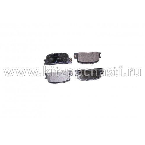 Колодки задние Chery Cross Eastar B14-3502080